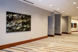 STARDUST GREEN - Grand Ballroom reception - 96x48. One of eight.
